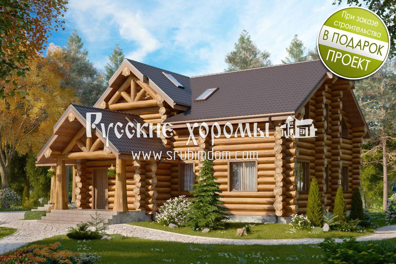 деревянные дома обратный звонок