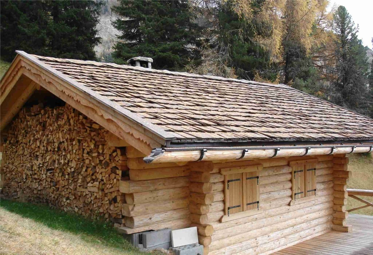 Кровля для деревянного дома своими руками