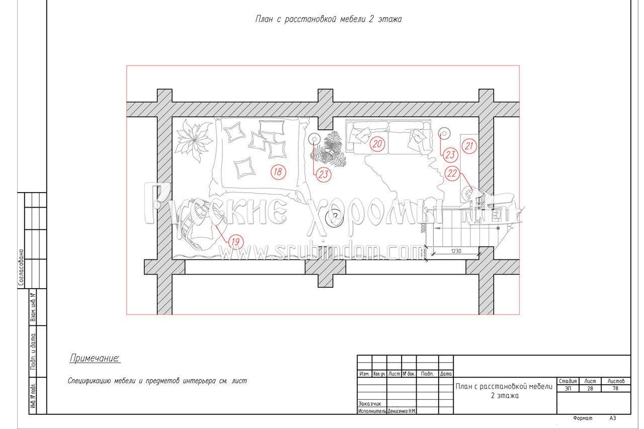 Дизайн ин�е��е�а де�евянного дома