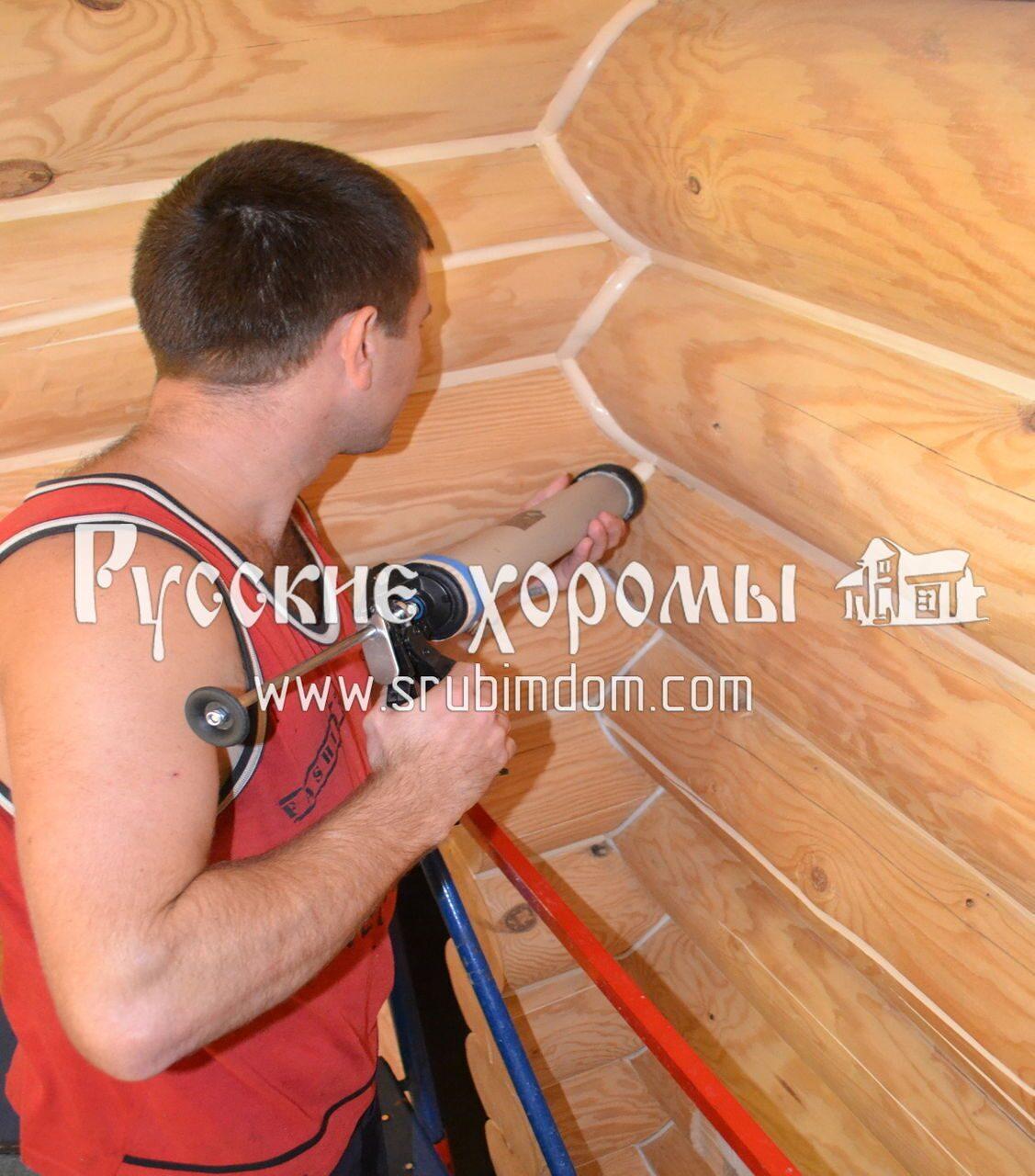 Альпинисты ремонт фасада заделка швов