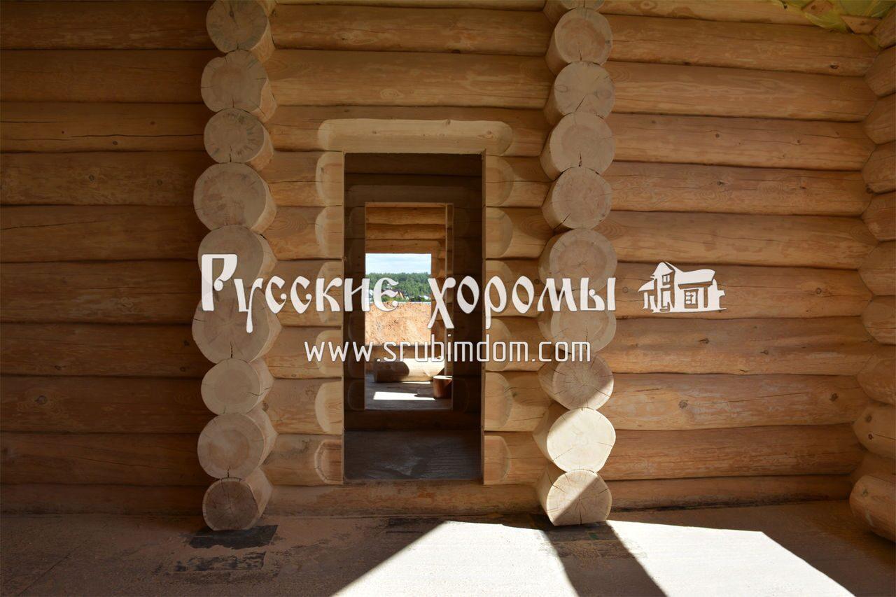 Работы в деревянном доме своими руками 176