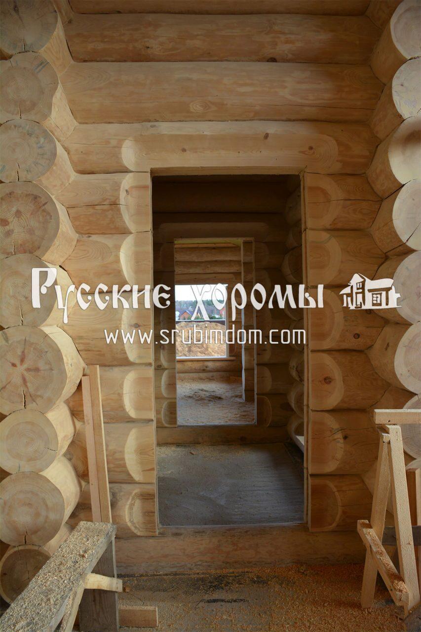 Окосячка окон в деревянном доме. Как сделать окосячку своими 43