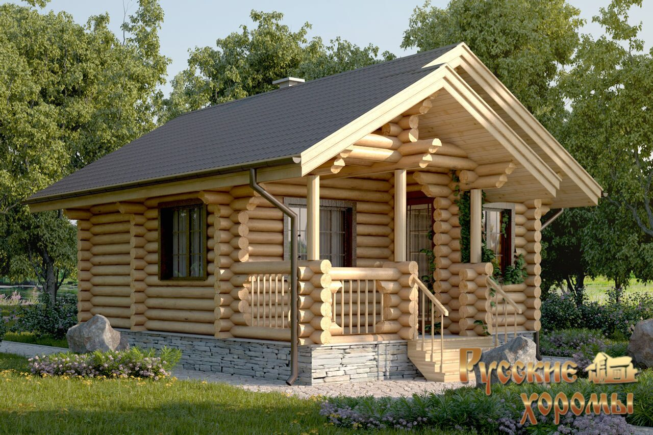 for Simple house design made of wood