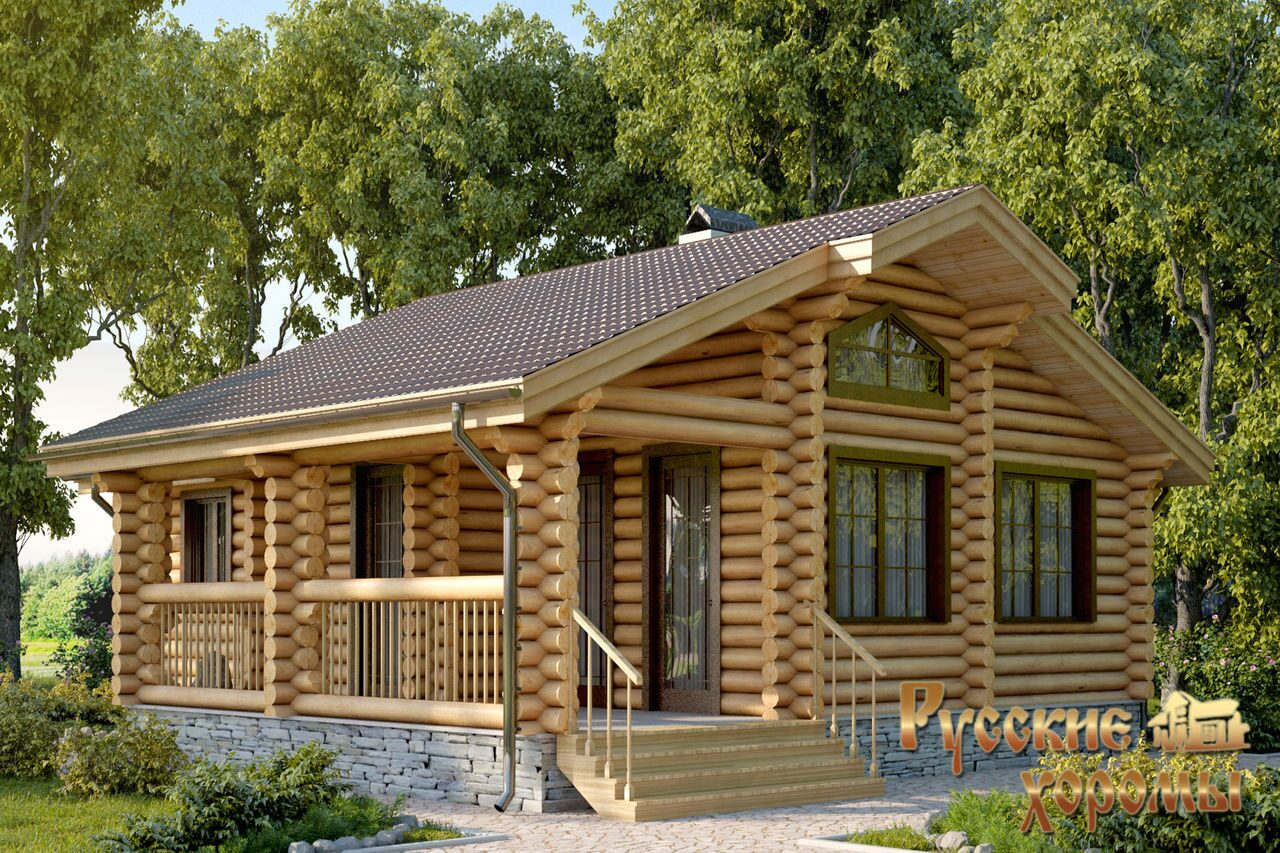 - Small wooden house design ideas ...