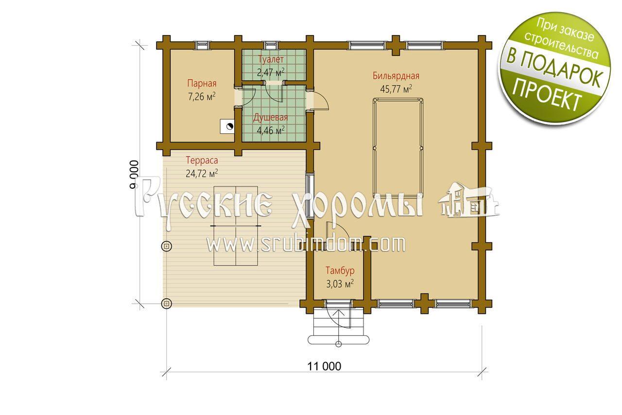 Дома из бревна Строительство бревенчатых домов цены