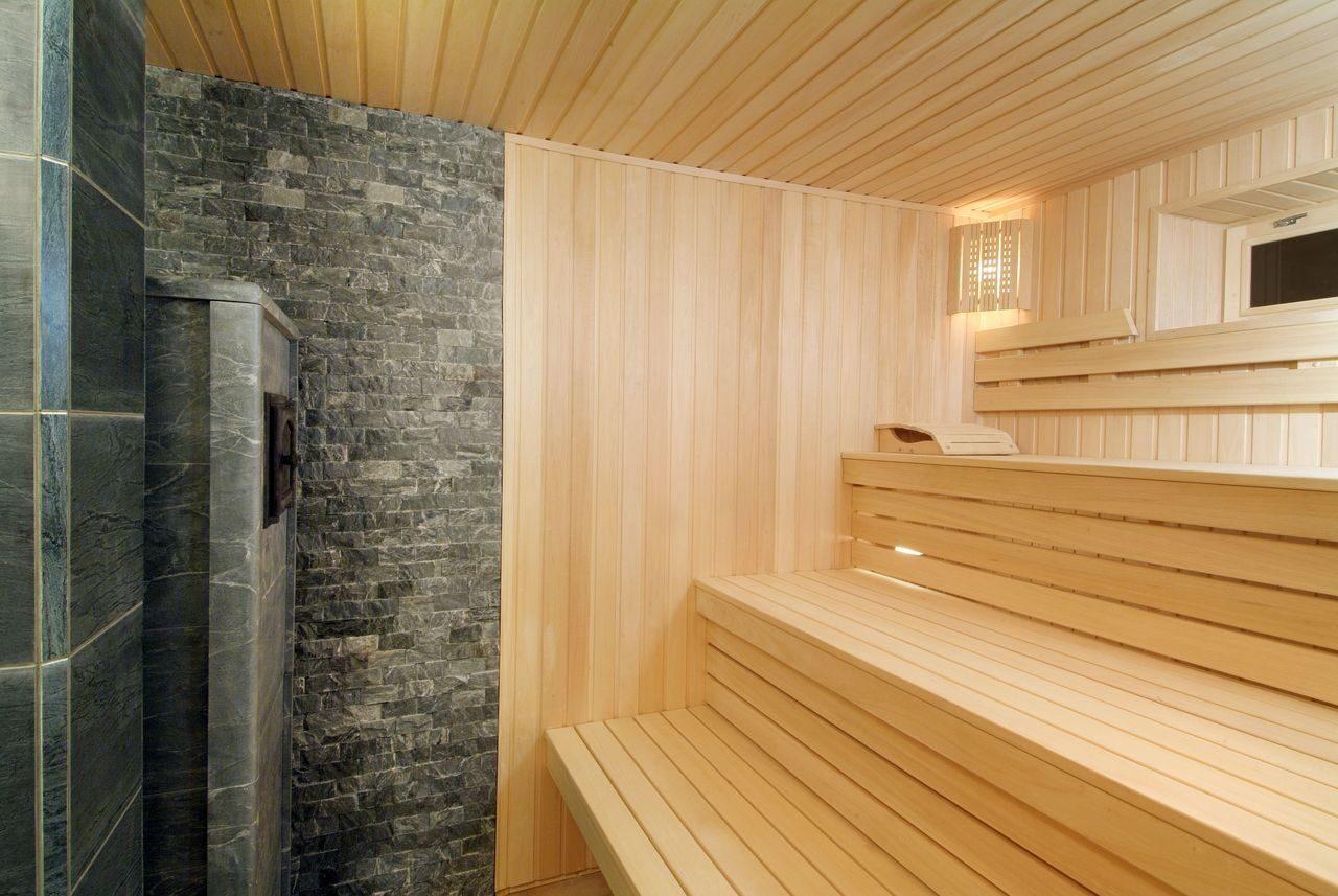 Как сделать чтобы в бани было сухо