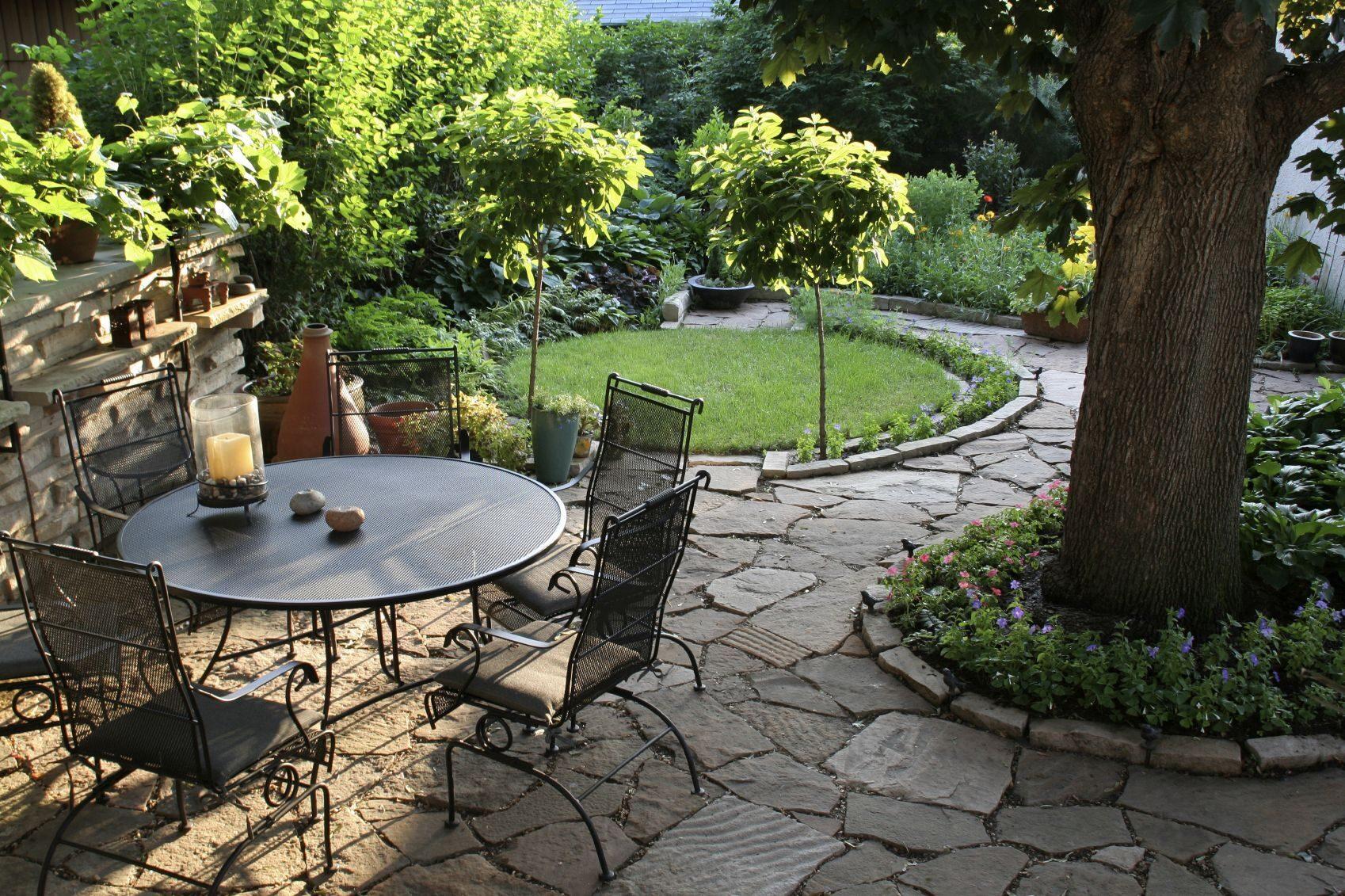 Фото садовый дизайн 4 фотография