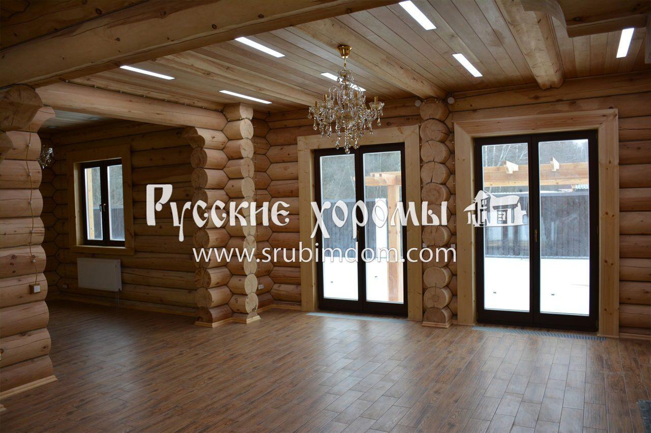 Терем ВК  строительство деревянных домов под ключ в