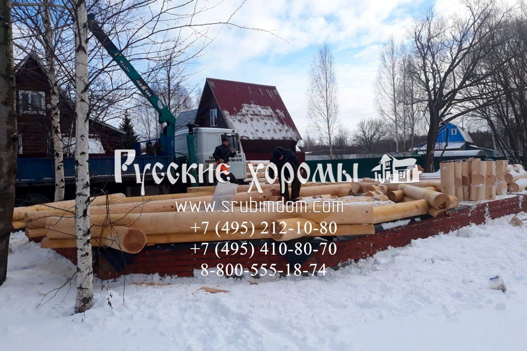 перевозные бани из зимнего
